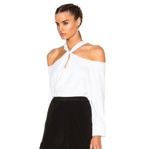 Rag & bone collingwood off the shoulder top